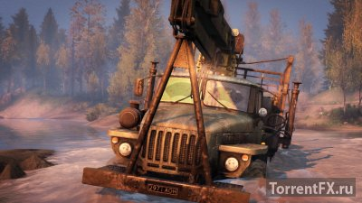 Spintires (2016/Build 25.12.15) RePack от R.G. Механики