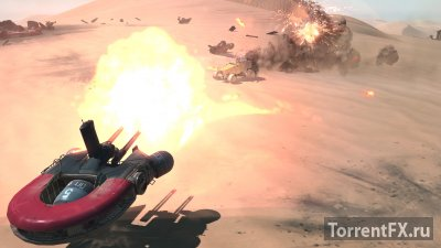 Homeworld: Deserts of Kharak (2016/v 1.0.2.0) RePack от R.G. Catalyst