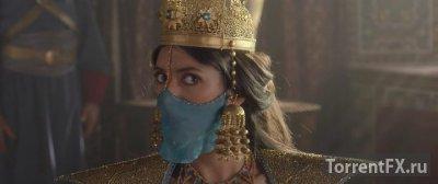 Новые приключения Аладдина (2015) HDRip