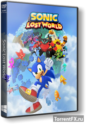 Sonic Lost World v2.0.0 (2015) [RePack] от R.G. Механики