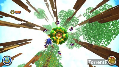 Sonic Lost World v2.0.0 (2015) [RePack] �� R.G. ��������