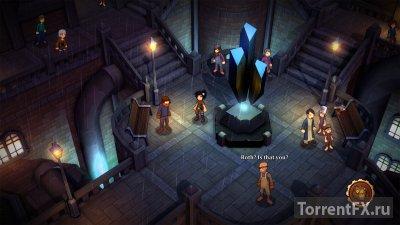 Trulon: The Shadow Engine (2016) PC   ��������