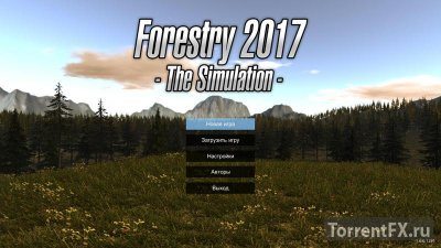 Forestry 2017 - The Simulation (2016) PC