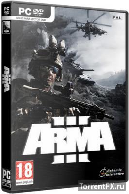 Arma 3 [v 1.56] (2013) PC  RePack от nemos