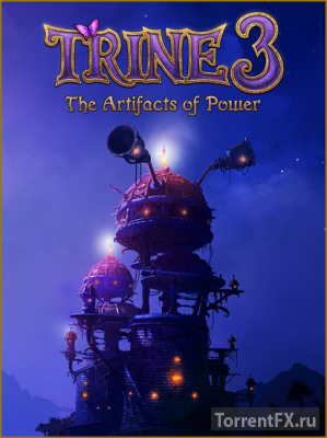 Trine 3: The Artifacts of Power (2015) RePack от U4enik_77