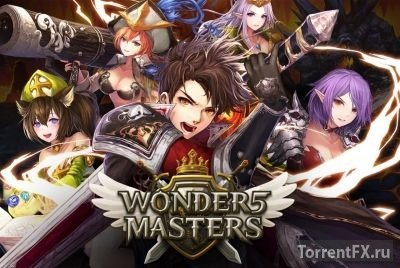 Wonder5 Masters (2015) Android