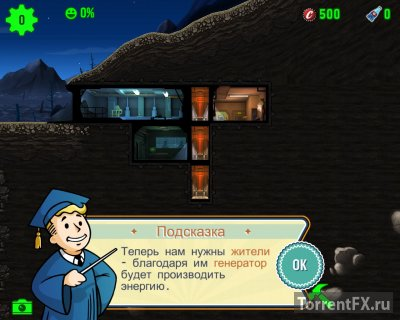 Fallout Shelter (2016) RePack от R.G. Freedom