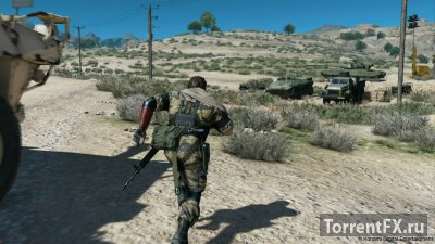Metal Gear Solid V: The Phantom Pain [v 1.0.0.5] (2015) RePack от R.G. Games