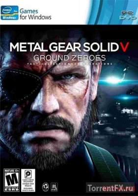 Metal Gear Solid V: Ground Zeroes [v 1.005] (2014) RePack от SEYTER
