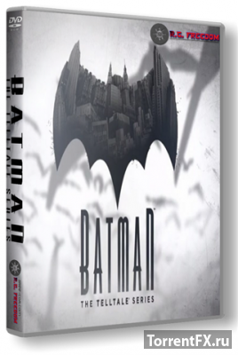 Batman: The Telltale Series - Episode 1 (2016) RePack от R.G. Freedom