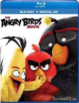 Angry Birds в кино (2016) BDRip 720p