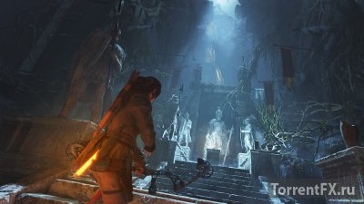 Rise of the Tomb Raider - Digital Deluxe Edition [v.1.0.668.1] (2016) RePack от FitGirl