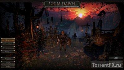 Grim Dawn [v 1.0.0.5-hf1 + 1 DLC] (2016) RePack от FitGirl