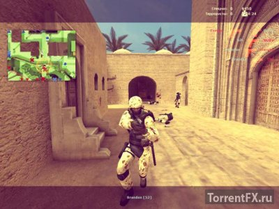 Counter Strike Gold [v. v34] (2016) Repack от Ramone