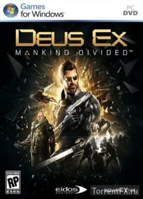 Deus Ex: Mankind Divided (2016) ��������