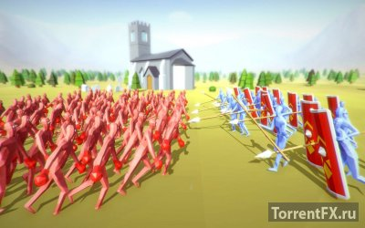 Totally Accurate Battle Simulator [v0.1.06] (2016) Alpha