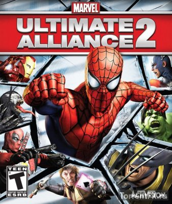 Marvel: Ultimate Alliance 2 (2016) Лицензия