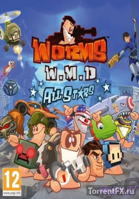 Worms W.M.D (2016) RePack �� Stinger