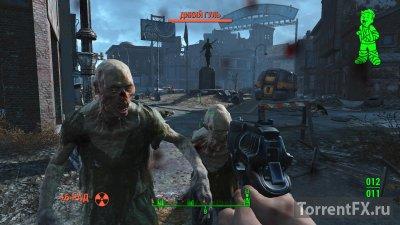 Fallout 4 [v 1.7.15.0.1 + 6 DLC] (2015) RePack от R.G. Механики