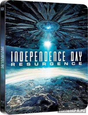 День независимости: Возрождение (2016) WEB-DLRip