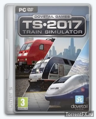 Train Simulator 2017 Pioneers Edition [58.3a] (2016) Repack от Other s