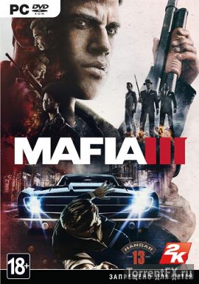 Mafia III - Digital Deluxe Edition (2016) Repack от xatab