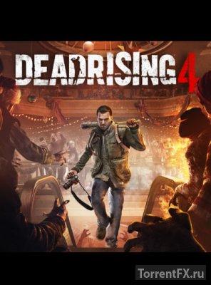 Dead Rising 4 (2016) лицензия