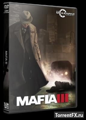 Mafia III - Digital Deluxe Edition [v 1.01 + 2 DLC] (2016) RePack от R.G. Механики