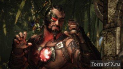 Mortal Kombat XL [v.0.305-05.125430.1] (2016) RePack от =nemos=