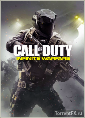 Call of Duty: Infinite Warfare - Digital Deluxe Edition (2016) RiP от xatab