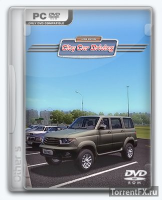 City Car Driving (2016) Repack от Other s