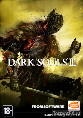 Dark Souls 3: Deluxe Edition [v 1.09 + 1 DLC] (2016) RePack от xatab
