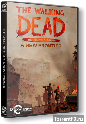 The Walking Dead: A New Frontier - Episode 1-2 (2016) RePack от R.G. Механики