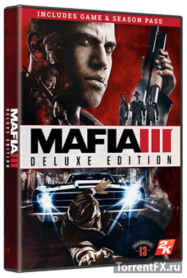 Mafia III - Digital Deluxe Edition [Update 4 + 3 DLC] (2016) RePack от qoob