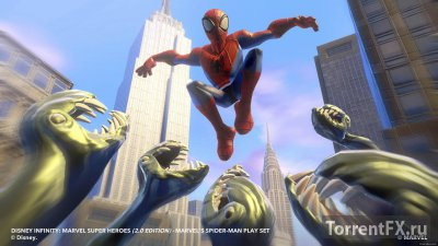 Disney Infinity 2.0: Gold Edition [Update 1] (2016) Лицензия