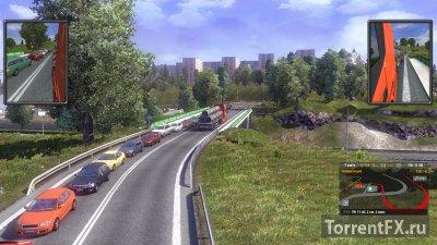 Euro Truck Simulator 2 [v 1.26.3s + 48 DLC] (2013) RePack от R.G. Механики