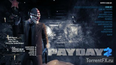 PayDay 2: Game of the Year Edition [v 1.61.0] (2014) RePack от Pioneer