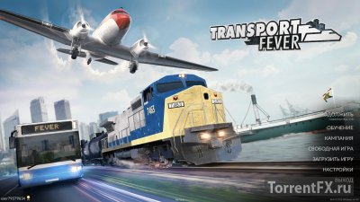 Transport Fever [Update 4] (2016) RePack от qoob