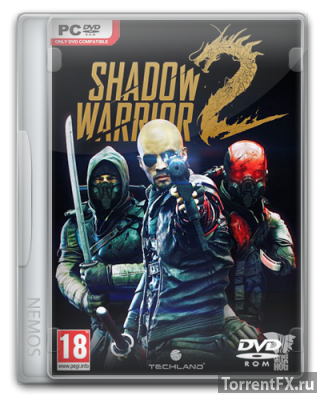 Shadow Warrior 2: Deluxe Edition [v.1.1.8 u10] (2016) RePack от R.G.Resident