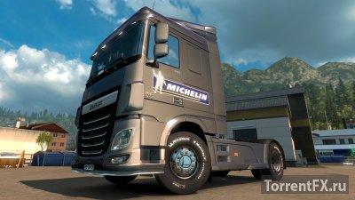 Euro Truck Simulator 2 [v 1.26.3.4s + 49 DLC] (2013) RePack от qoob