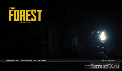 The Forest [v0.53c] (2014) Steam-Rip от Pioneer