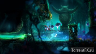 Ori and the Blind Forest: Definitive Edition (2016) RePack от qoob