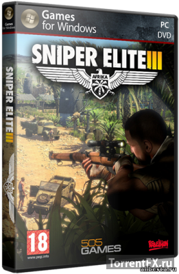Sniper Elite 3 [v 1.14 + DLC] (2014) RePack от R.G. Games