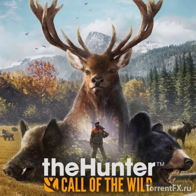 TheHunter: Call of the Wild [Update 1] (2017) RePack от xatab