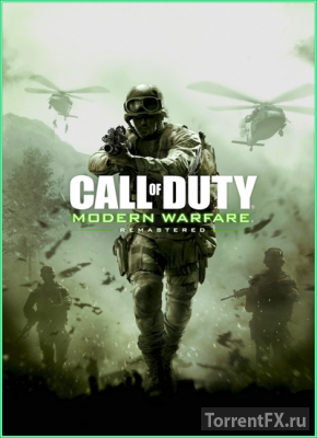 Call of Duty: Modern Warfare - Remastered [Update 4] (2016) RePack от xatab