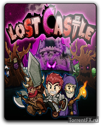 Lost Castle [v 1.34] (2017) RePack от qoob