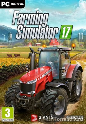 Farming Simulator 17 [v 1.4.4 + DLC's] (2016) RePack от Choice