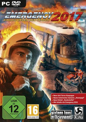 Emergency 2017 (2016) RePack от xatab