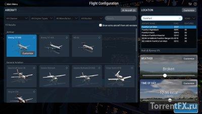 X-Plane 11: Global Scenery (2017) Лицензия