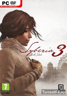 Syberia 3: Deluxe Edition (2017) RePack от FitGirl